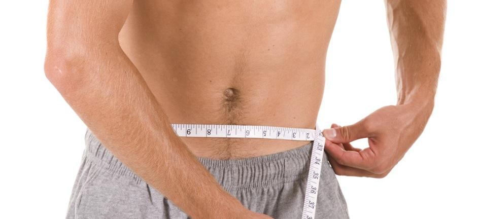 Perte de poids chez les hommes